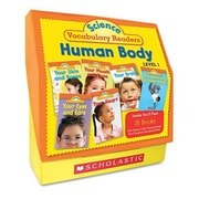 Scholastic Science Vocabulary Readers: Human Body and Teaching Guide Book