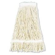 Unisan Pro Loop Web/Tailband Wet Mop Head, Cotton