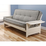 Kodiak Furniture Phoenix Cozumel Futon and Mattress; Antique White