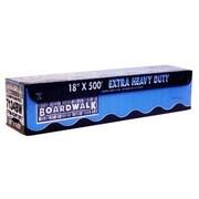 Boardwalk 500' Extra Heavy-Duty Aluminum Foil Roll in Silver