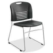 Safco Products Stack Chair; Black