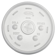 DART Cold Cup Lids for 32 oz. Cups (Carton of 1,000)