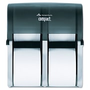 Compact 4 Roll Tissue Dispenser