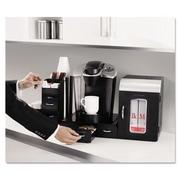 Mind Reader Breakroom Coffee Organizer (Set of 13)