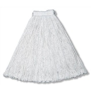 Rubbermaid Commercial Products Value Pro Cotton Mop Head (Set of 12)