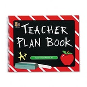Teacher Created Resources Plan Book Spiral-Bound Lesson Planner