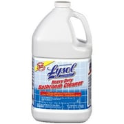 Lysol Disinfectant Heavy-Duty Bathroom Fresh Lime Scent Liquid Cleaner