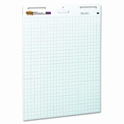 Post-it  Easel Pads Self-Stick Easel Pads, Quad Rule, 25 x 30 (Set of 2)