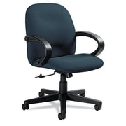 Global Low-Back Swivel or Tilt Chair with Arms