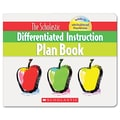 Scholastic Differentiated Instruction Plan Book with CD for Grades 3-8