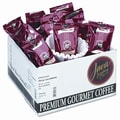 DISTANT LANDS COFFEE Coffee Portion Packs, 1-1/2oz Packs, Colombian Decaf, 42/CT