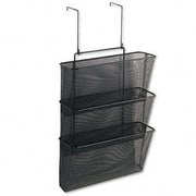 FELLOWES MANUFACTURING Mesh Partition Additions Three File Pocket Organizer