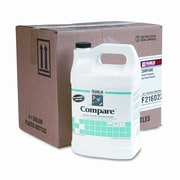 Franklin Cleaning Technology Compare Floor Cleaner, 4/Carton
