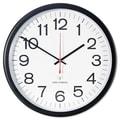 Universal 13.5'' Atomic Wall Clock