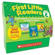 Scholastic First Little Readers Level C Book (Set of 100)