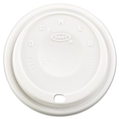 DART Cappuccino Dome Sipper Lid (Set of 1000) WYF078277521568