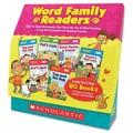 Scholastic Scholastic Word Family Readers Set