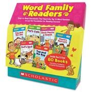Scholastic Scholastic Word Family Readers Set Book