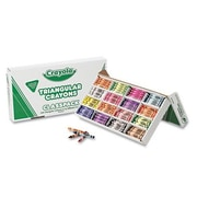 Crayola Classpack Triangular Crayons (16 Colors, 256/Box)