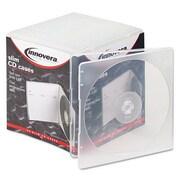 INNOVERA                                           Slim CD Case, 25/Pack