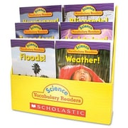 Scholastic Science Vocabulary Readers: Wild Weather And Teaching Guide Book