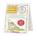Scholastic ABC Sing-Along Flip Chart with CD