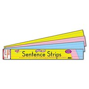Trend Enterprises Wipe-Off Sentence Strips Notepad