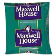 FIVE STAR DISTRIBUTORS, INC. Maxwell House Coffee, Original Roast Decaf, 1.1 Oz Pack, 42/Carton