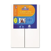 ELMER'S PRODUCTS, INC.                             Guide-Line Foam Display Board, 6/Carton