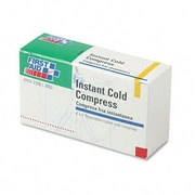 FIRST AID ONLY, INC. Instant Cold Compress, 5 Compress/Pack