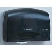 Kimberly-Clark In-Sight Coreless JRT Tissues Dispenser 1 RL in Smoke / Gray