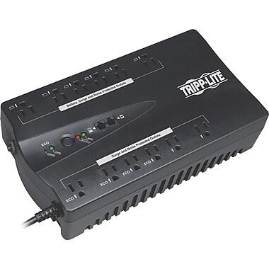 Tripp Lite – Système d'alimentation en attente pass. écoénerg. avec port USB et alarme en sourdine, NEMA 5-15P, 120 V, 900 VA