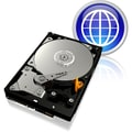 Western Digital® Caviar Blue 1TB Hot Swappable 3.5in. SATA 6GB/S Hard Drive (Black)