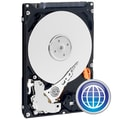 Western Digital® Scorpio Blue 160GB Plug-In Module 2.5in. SATA 3GB/S Hard Drive (Black)