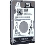 "WESTERN DIGITAL-MOBILE SINGLE® 500GB 2.5"" SATA 6Gb/s Internal Hard Drive (Black)"