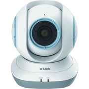 D-Link® DCS-855L Wireles Indoor Network Camera, White