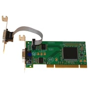Brainboxes Intashield IS-250 2 x RS232 Serial Ports Low-Profile PCI Card