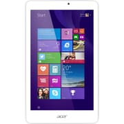ACER AMERICA - NOTEBOOKS Iconia W1-810-11UC 8 1GB Tablet, White