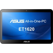 ASUS - SYSTEMS® ET1620IUTT-B1 15.6 All-in-One PC, Intel Quad-Core Celeron J1900 2GHz