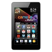 "Sakar® Camelio 2 CAM-760 7"" Kids Tablet, 4GB, Android 4.1 Jelly Bean, Black"