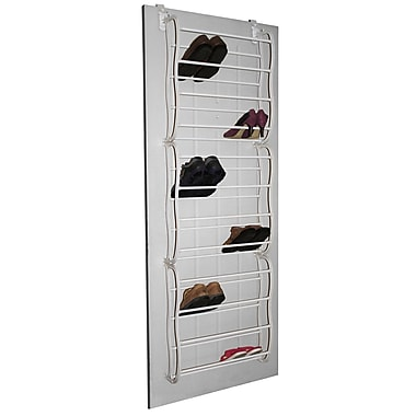 Studio 707 36 Pair Over the Door Shoe Rack, 21