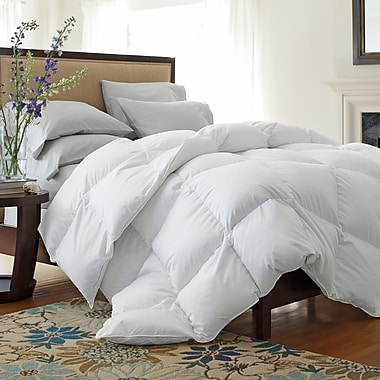 Maison Condelle Duck Down Comfort Duvet King, White