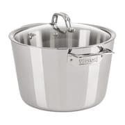 Viking Contemporary 8-qt. Stock Pot w/ Lid