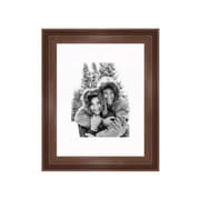 Frames By Mail 11'' x 14'' Traditional Frame in Walnut
