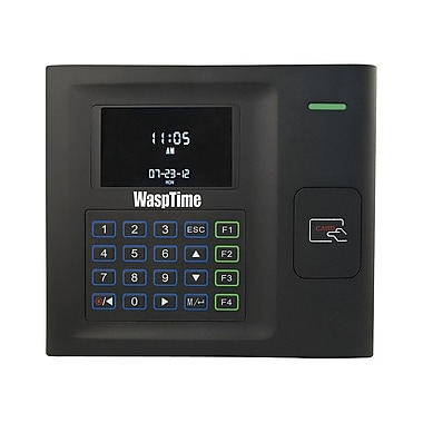 Wasp Rf200 Rfid Time Clock