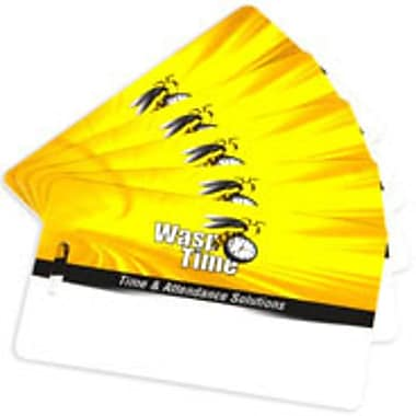 Wasp Rfid Badges, Sequence 251-300, 50/Pack