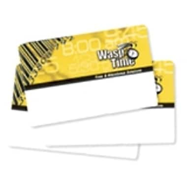 Wasp Wasptime Barcode Badges, Sequence 1-50, 50/Pack