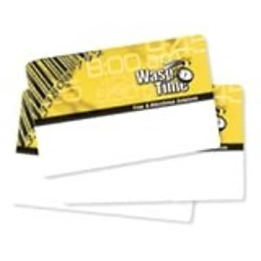 Wasp Wasptime Barcode Badges, Sequence 151-200, 50/Pack