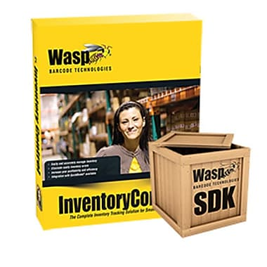 Wasp Inventory Control Software Development Kit