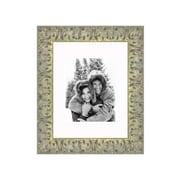 Frames By Mail 11'' x 14'' Champagne Frame in Antiqued Gold